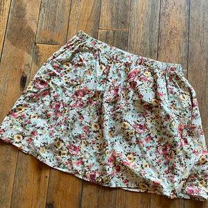 Xhilaration Medium Skirt